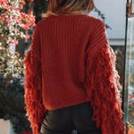 Emma Sweater - The Bella Luna Shop
