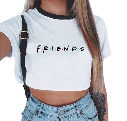 FRIENDS Tee - The Bella Luna Shop