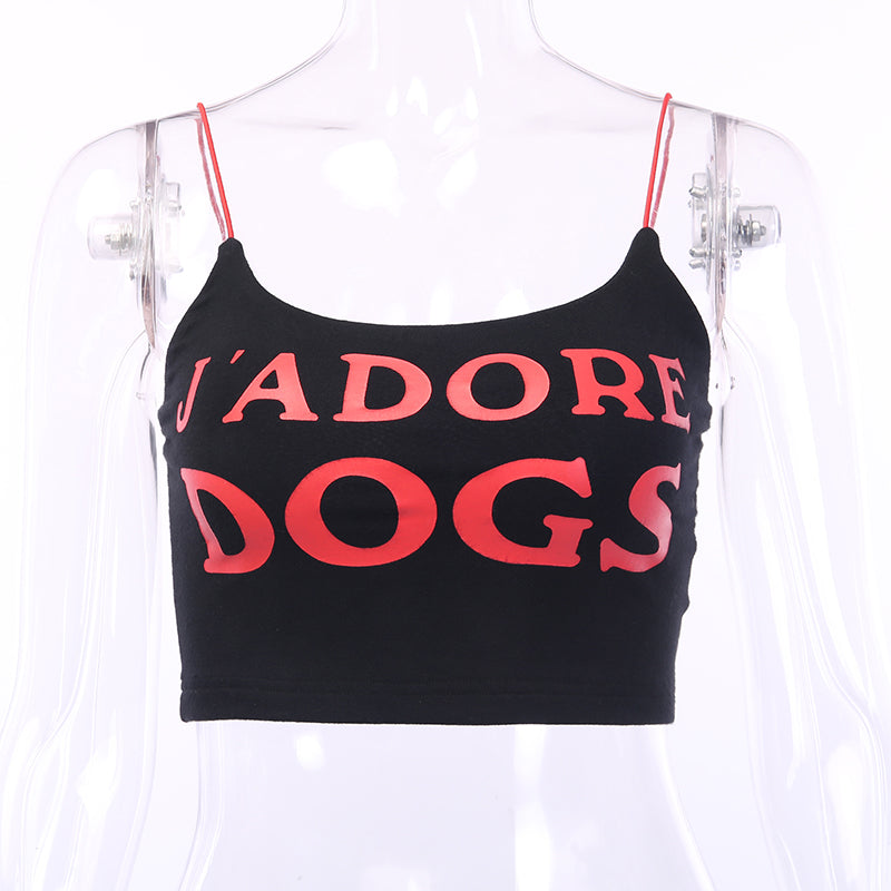 J 'Adore Dogs Top - The Bella Luna Shop