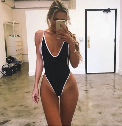 Jimena One Piece - The Bella Luna Shop