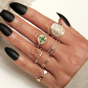 Denise Jewelry Ring Set