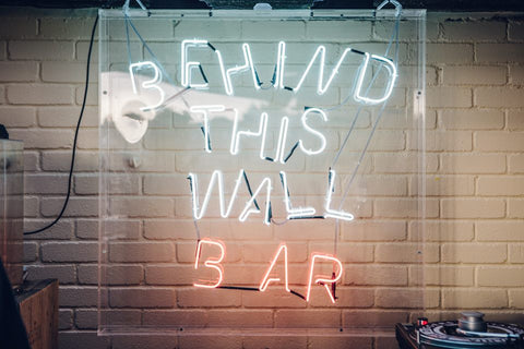 Bar | Behind the wall