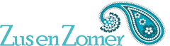 logo zusenzomer beach towels