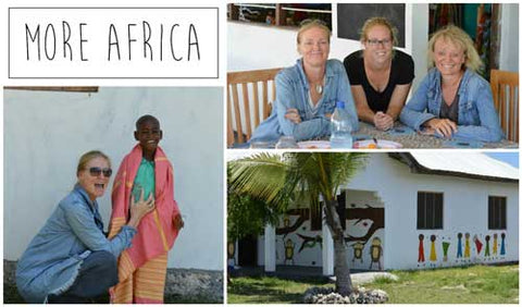 ZusenZomer supports More Africa