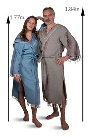 Kimono bathrobe - BIBI - also for the beach!