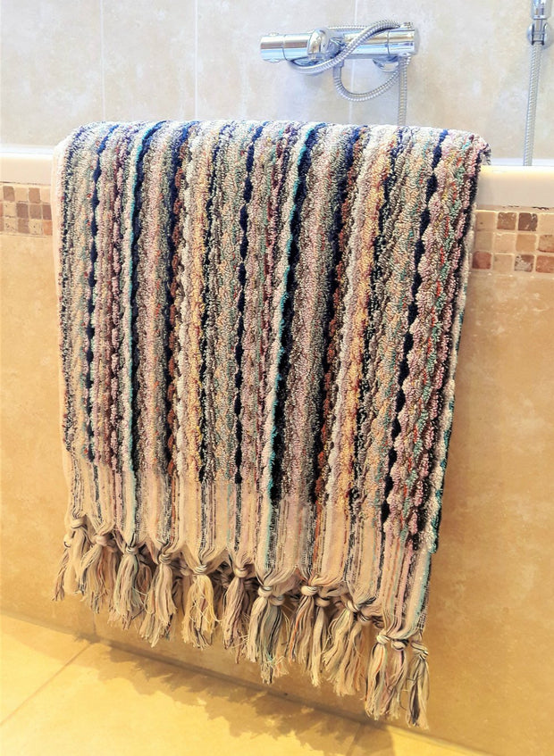 Hammam Turkish towel FELIZ - 80x160 cm