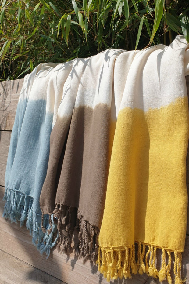 Hammam towel TIEDYE - bamboo-cotton
