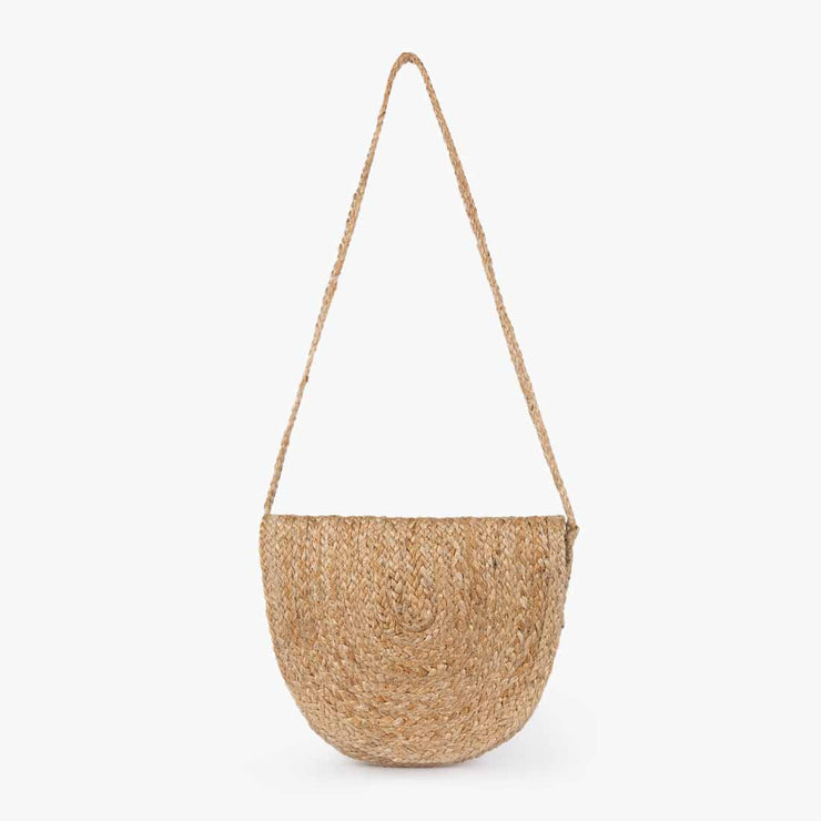 Bag Jute - round - handmade and eco