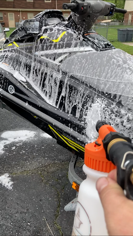 Salty Hull Foam Gun and Soap Starter Kit