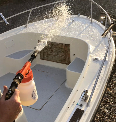 Image of Salty Hull Boat Foam Gun