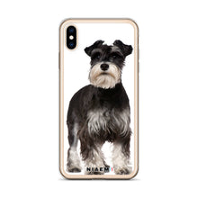 Load image into Gallery viewer, Miniature Schnauzer Dog breed iPhone Case II