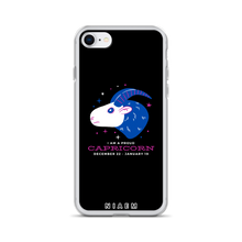 Load image into Gallery viewer, Capricorn iPhone Case III