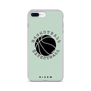 Basketball iPhone Case (Green 5)