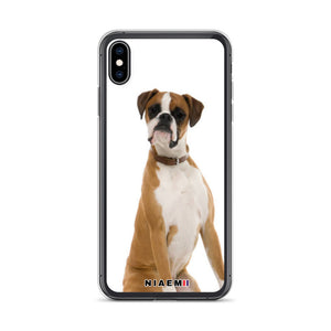 Boxer Dog breed iPhone Case IV