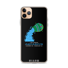 Load image into Gallery viewer, Aquarius iPhone Case II