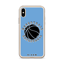 Load image into Gallery viewer, Basketball iPhone Case (Blue 1)