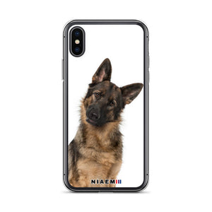 German Shepherd Dog iPhone Case VIII