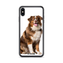 Load image into Gallery viewer, Australian Shepherd Dog breed iPhone Case VII