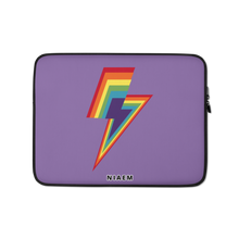 Load image into Gallery viewer, Colorful Lightning Laptop Sleeve III