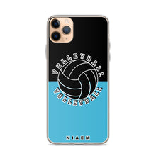 Load image into Gallery viewer, volleyball iphone xr case
