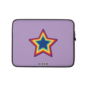 Colorful Star Laptop Sleeve III