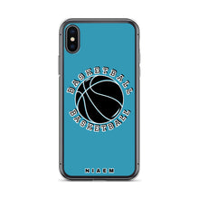 Load image into Gallery viewer, Basketball iPhone Case (Blue)