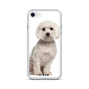 Maltese Dog breed iPhone Case I