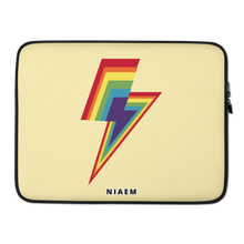 Load image into Gallery viewer, Colorful Lightning Laptop Sleeve I