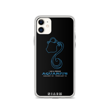 Load image into Gallery viewer, Aquarius iPhone Case