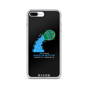 Aquarius iPhone Case II
