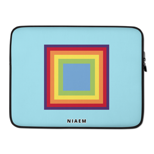 Colorful Square Laptop Sleeve III