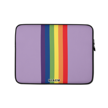 Load image into Gallery viewer, Colorful Stripe Laptop Sleeve IV