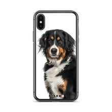Load image into Gallery viewer, Bernese Mountain Dog breed iPhone Case III
