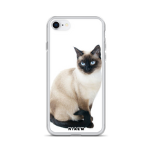 Load image into Gallery viewer, Siamese Cat Breed iPhone Case I