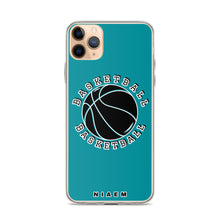 Load image into Gallery viewer, Basketball iPhone Case (Blue 3)