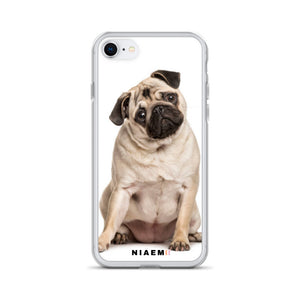 Pug Dog breed iPhone Case I