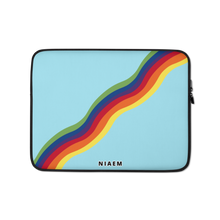 Load image into Gallery viewer, Colorful Line Laptop Sleeve I