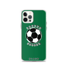 Load image into Gallery viewer, soccer iphone case