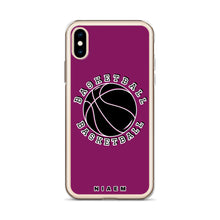 Load image into Gallery viewer, Basketball iPhone Case (Pink 6)