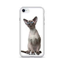 Load image into Gallery viewer, Siamese Cat Breed iPhone Case V