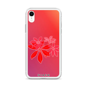 flowery phone case
