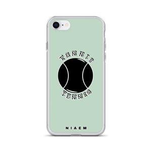 Tennis iPhone Case (Green 5)