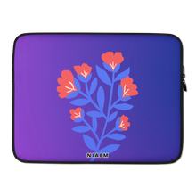 Load image into Gallery viewer, Purple Blue Gradient MacBook Laptop Sleeve