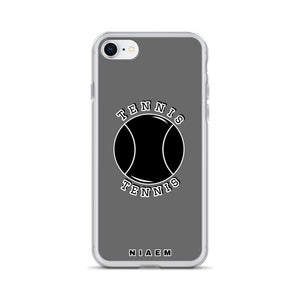 Tennis iPhone Case (Grey)