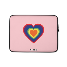 Load image into Gallery viewer, Colorful Heart Laptop Sleeve I