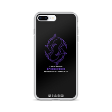 Load image into Gallery viewer, Pisces iPhone Case