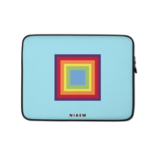 Load image into Gallery viewer, Colorful Square Laptop Sleeve III