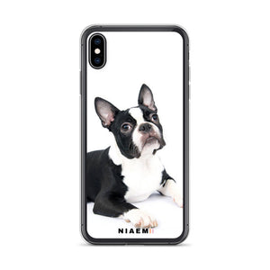 Boston Terrier Dog breed iPhone Case III