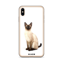 Load image into Gallery viewer, Siamese Cat Breed iPhone Case II