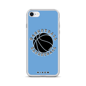 Basketball iPhone Case (Blue 1)